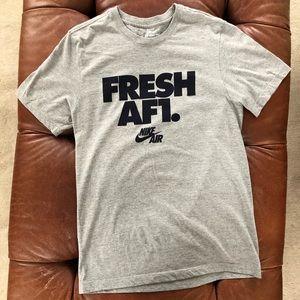 Nike Air Tshirt Fresh Air Force Tee
